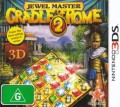 CRADLE OF ROME 2 (3DS Game)
