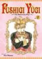 Fushigi Yugi (Manga) Vol. 01 (Manga Book)