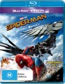 SPIDERMAN: HOMECOMING (BLU RAY)