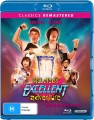 Bill And Teds Excellent Adventure (Blu Ray)