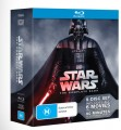 Star Wars - Complete Saga (Blu Ray)