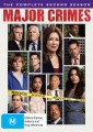 MAJOR CRIMES - COMPLETE SEASON 2