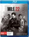Mile 22 (Blu Ray)