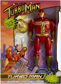 """Turbo Man 13.5"""" Action Figure With Light And Sound (Action Figure)"""