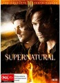 SUPERNATURAL - COMPLETE SEASON 10
