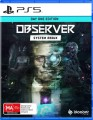Observer System Redux Day One Edition (PS5 Game)