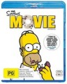 The Simpsons Movie  (Blu Ray)