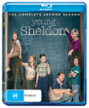 Young Sheldon - Complete Season 2 (Blu Ray)