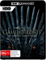 Game Of Thrones - Complete Season 8 (4K UHD Blu Ray)