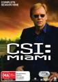 CSI Miami - Complete Season 9