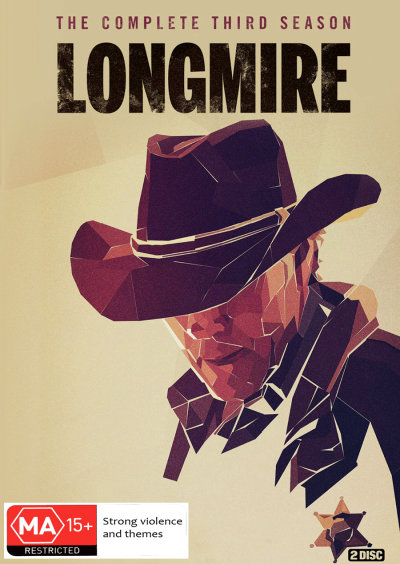 Longmire Season 3 DVD