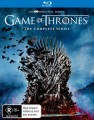 Game Of Thrones - Complete Box Set (Blu Ray)