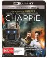 Chappie (4K Blu Ray UHD)