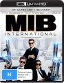 Men In Black - International (4K UHD Blu Ray)
