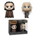 Game of Thrones - Jon Snow & Daenerys Targaryen (Pop! Vinyl)