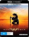 Wonder Woman (2017) (4K UHD Blu Ray)