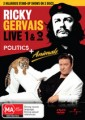 RICKY GERVAIS - POLITICS AND ANIMALS LIVE (DOUBLE PACK)