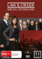 Law And Order SVU Special Victims Unit - Complete Season 11