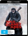 War For The Planet Of The Apes (4K UHD Blu Ray)