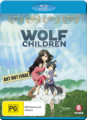 Wolf Children (Blu Ray)