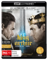 King Arthur - Legend Of The Sword (4K UHD Blu Ray)