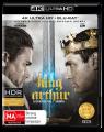 KING ARTHUR - LEGEND OF THE SWORD (4K UHD BLU RAY)