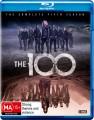 The 100 - Complete Season 5 (Blu Ray)
