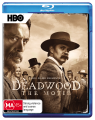 Deadwood The Movie (Blu Ray)