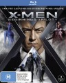 X-MEN - PREQUEL TRILOGY (BLU RAY)