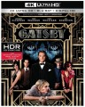 The Great Gatsby (4K Blu Ray UHD)