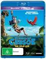 Robinson Crusoe (2016) (Blu Ray)