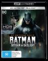 Batman Gotham By Gaslight (4K UHD Blu Ray)