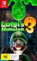 Luigis Mansion 3 (Switch Game)