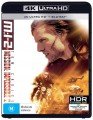Mission Impossible 2 (4K UHD Blu Ray)