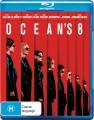 Oceans 8 (Blu Ray)