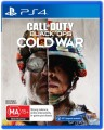 Call Of Duty Black Ops Cold War (PS4 Game)