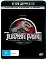 Jurassic Park (4K UHD Blu Ray)