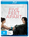Five Feet Apart (Blu Ray)