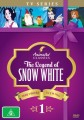 Animated Classics - Legend Of Snow White, The - Volume 1