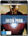 Iron Man (4K UHD Blu Ray)