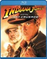 INDIANA JONES AND THE LAST CRUSADE (BLU RAY)