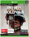 Call Of Duty Black Ops Cold War (Xbox X Game)