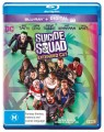 SUICIDE SQUAD (BLU RAY)
