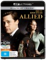 ALLIED (4K BLU RAY UHD)