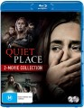 A Quiet Place 1-2 (Blu Ray)