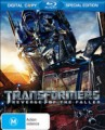 Transformers Revenge Of The Fallen (Blu Ray)