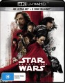 Star Wars - The Last Jedi (4K UHD Blu Ray)