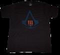 Assassin's Creed 3 - Distressed Logo T-Shirt L