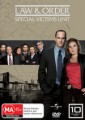 Law And Order SVU Special Victims Unit - Complete Season 10