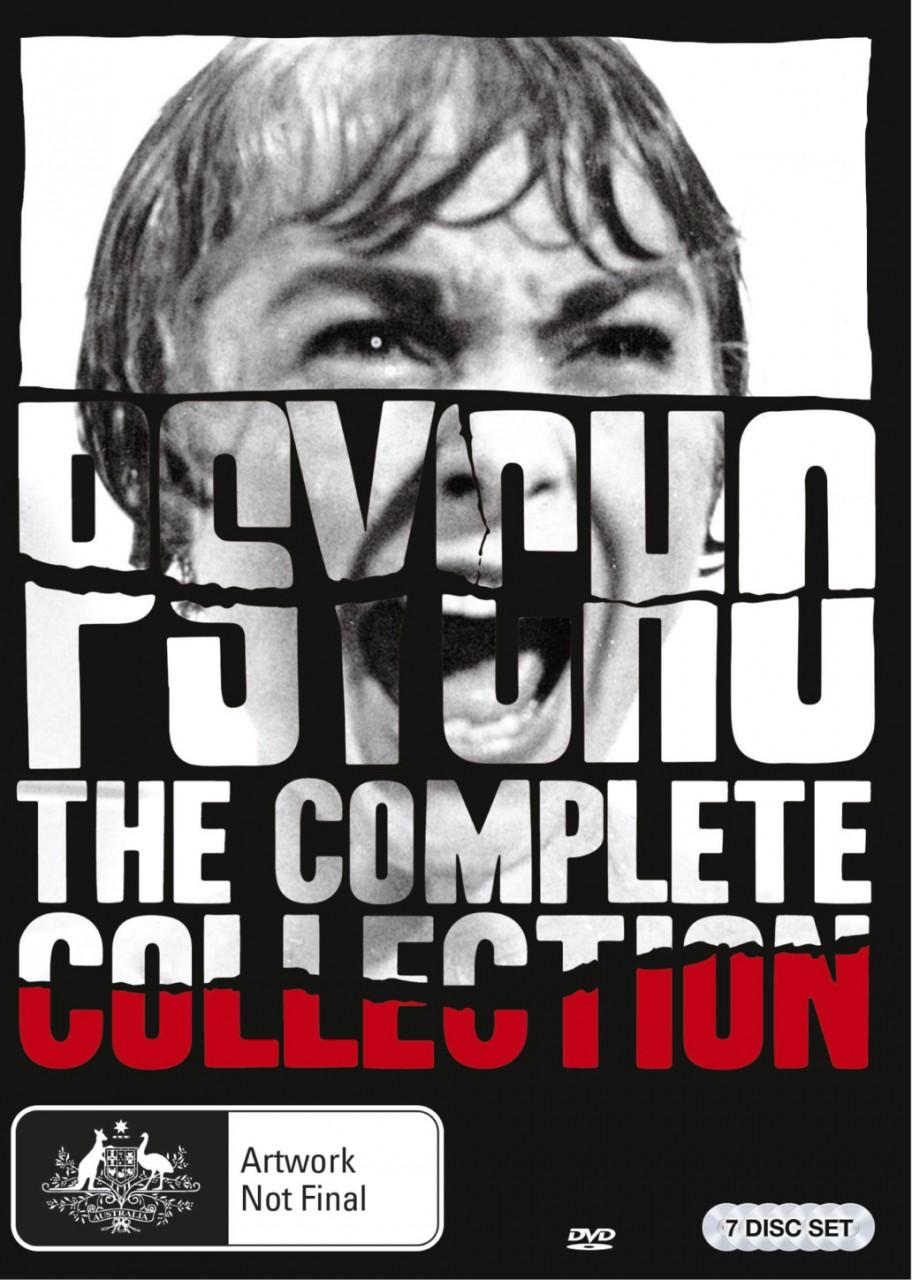 psycho dvd box set dvdland